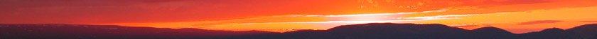 Lehrbeauftragte, OrganisatorInnen und Vorstand - Streifen - Sonnenuntergang Island