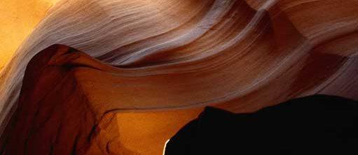 USA - Antilope Canyon Impressionen in Sandstein