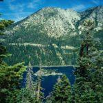 USA - Lake Tahoe, blick von oben