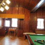 Karpaten - Rumänien - Billiardzimmer