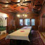 Karpaten - Rumänien - Die große Tafel im Jagdschloss
