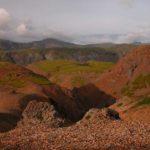 Island - steiniges Flussbett