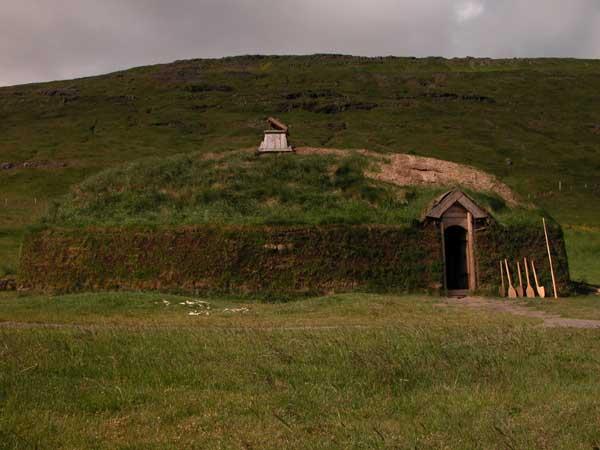 Gedanken zu Wintersonnwend- Eriks Hof auf Island