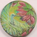 Gemälde - Kolibri