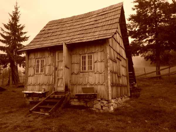Forschungsreise Rumänien 2016 - Rekonstruktion eines alten Bauernahauses