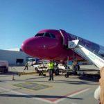 Airbus der WizzAir