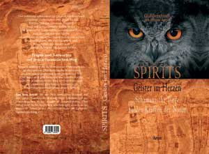 Unser Shop - Buch cover - Spirits-Geister im Herzen