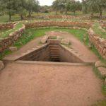 Sardinien - Bronzezeitlicher Brunnentempel, Übersicht