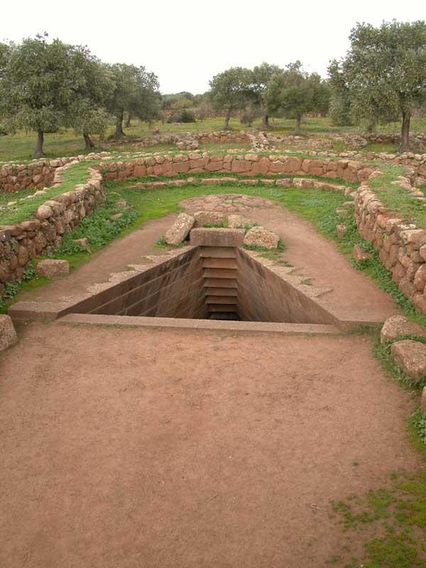 Santa Christina, Quellen-Heiligtum aus 1. Jahrtausend v. Chr.