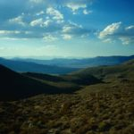 USA - Blick über sanfte Hügel