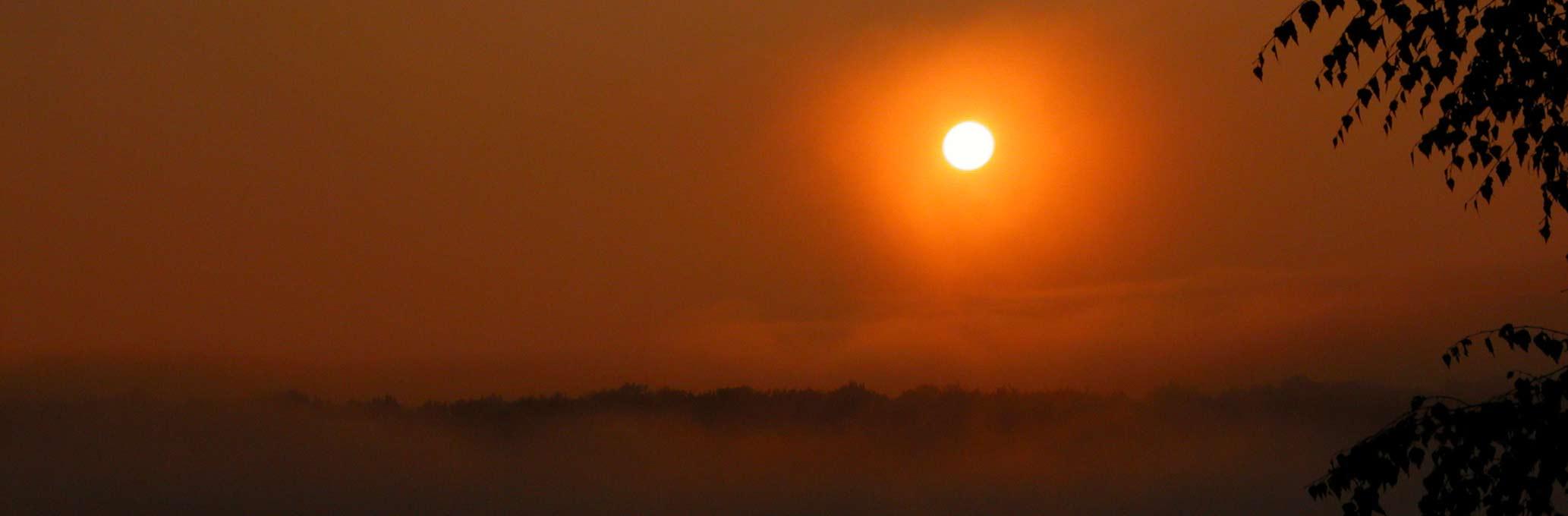 Links, Schamanismus e.V. - Sonnenaufgang und Morgennebel, Links zum neuen Tag