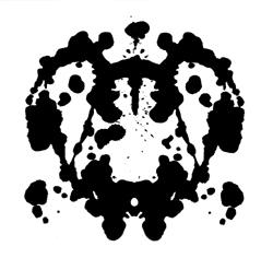 Schamanismus - Interpretationen und die Definition der Welt - Tintenklecks-Bild