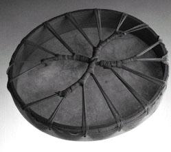 Trommelbau - Bild einer Ramentrommel